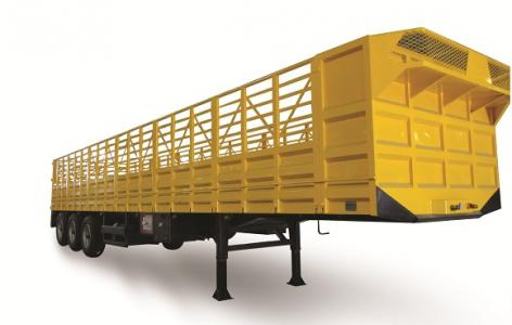 Trailers with bars